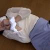 【横山夏希】不法侵入者に拘束され、衣服を切り裂かれて犯された若妻
