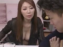 【翔田千里】不倫して旦那と別れたい友人を手助けするために、旦那を色仕掛けで誘惑して肉体関係に持ち込む女弁護士