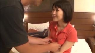 【篠田ゆう】巨乳の可愛い若妻の極上エロボディーを堪能し膣内に精子を注入