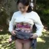 【五十路】公園での露出プレイで激イキし、その後旅館で若い肉棒を愉しむ美熟女
