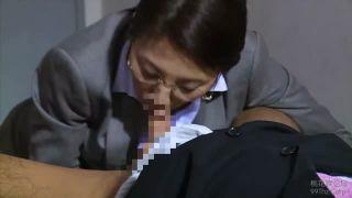 【一条綺美香】若い女がいいと本音を漏らす彼氏をクビにしようとするも、社内セックスを隠しカメラで撮られ弱みを握られてしまった女社長