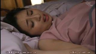【前田可奈子】禁断介護 義父に亡き夫の姿を重ね、濃厚な愛撫を求める熟女