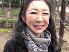 【黒田礼子】激しいセックスに興味深々の還暦熟女